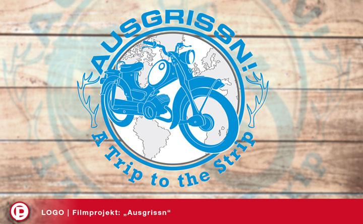 Logo für das Filmprojekt AUSGRISSN