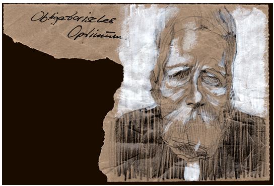 Jürgen Plechinger, Das Bild non Nietzsche, Stand der Dinge II